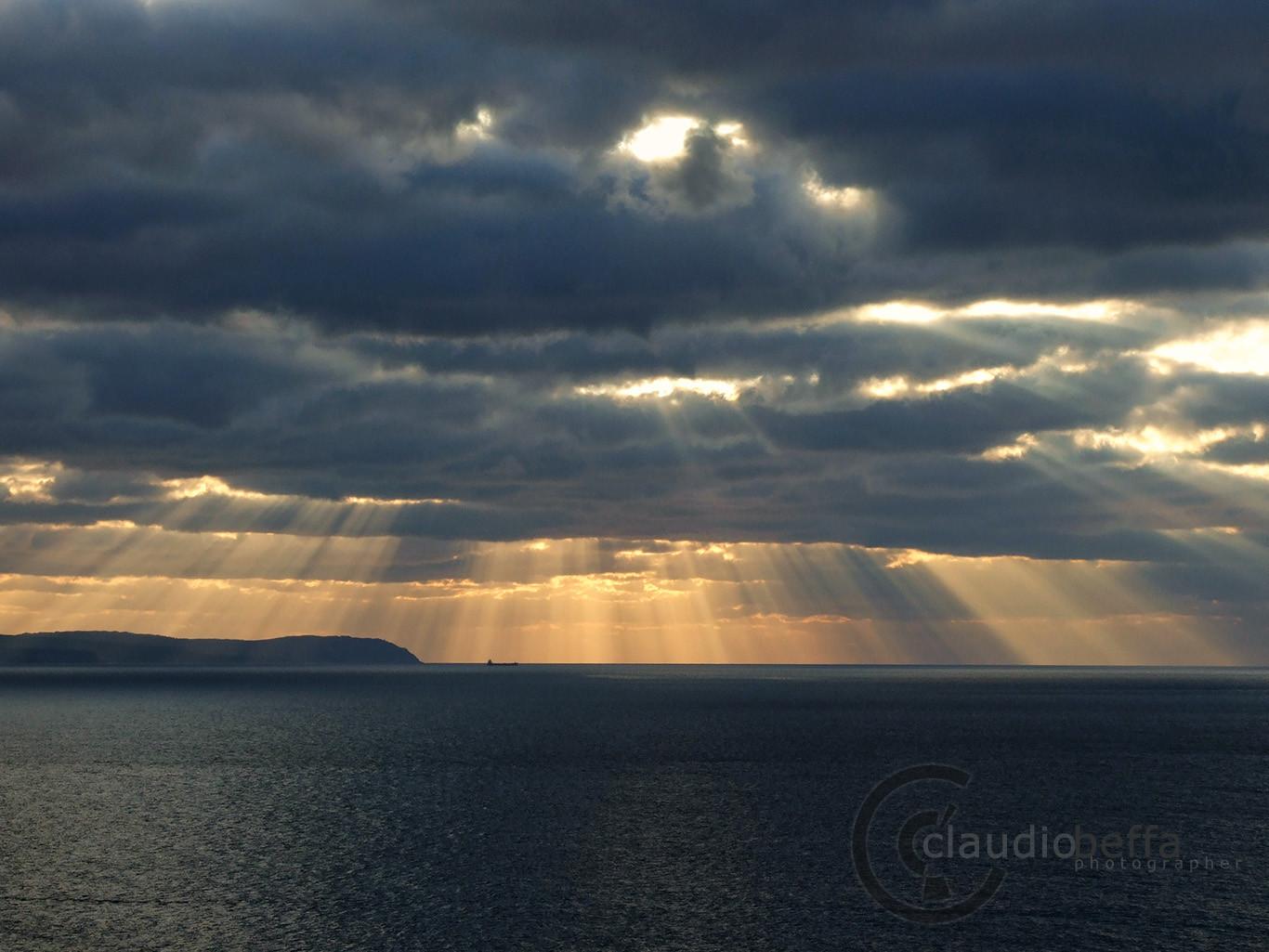 Sardinia Sunset Iglesiente