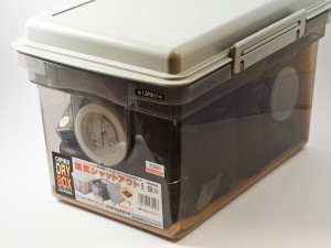 DryBox, Hygrometer, condensation