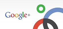 Google+, contact