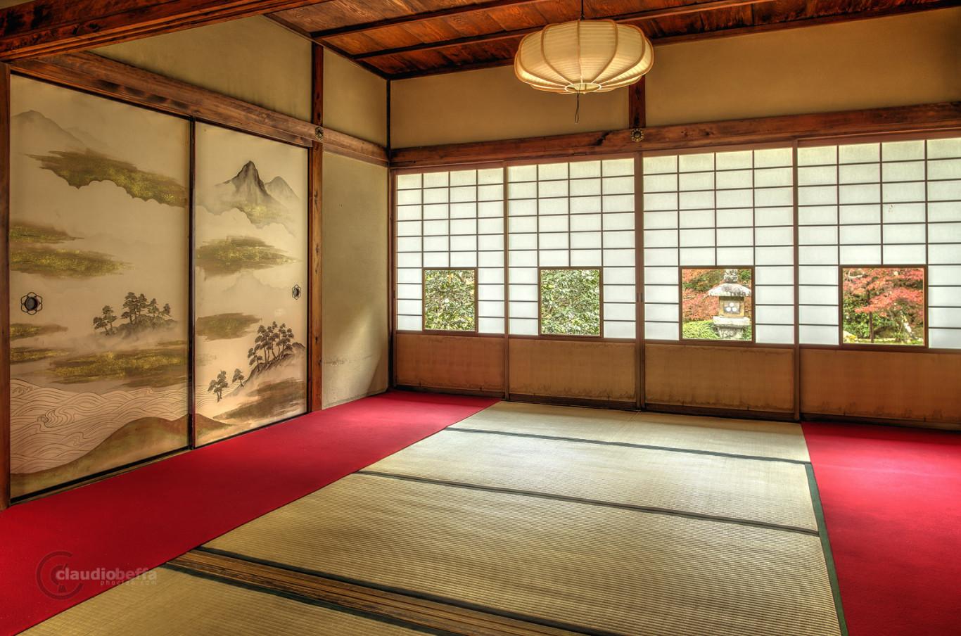 Unryuin Kyoto Shoji Fusuma Garden Contemplation