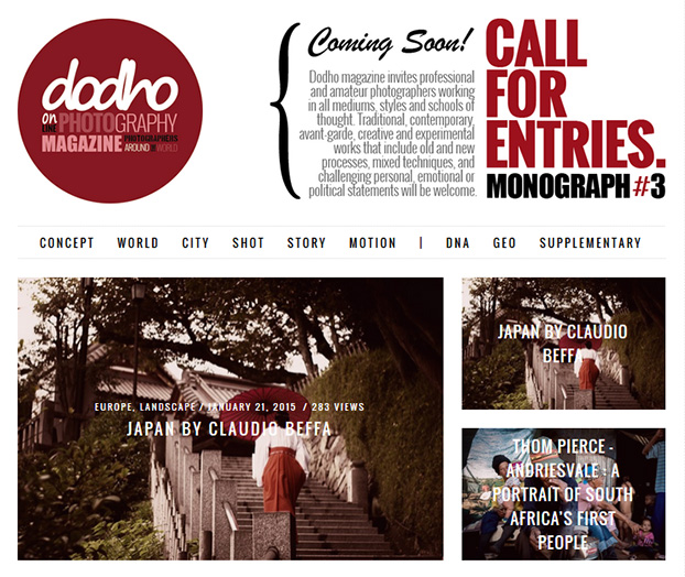 Dodho Magazine Featured