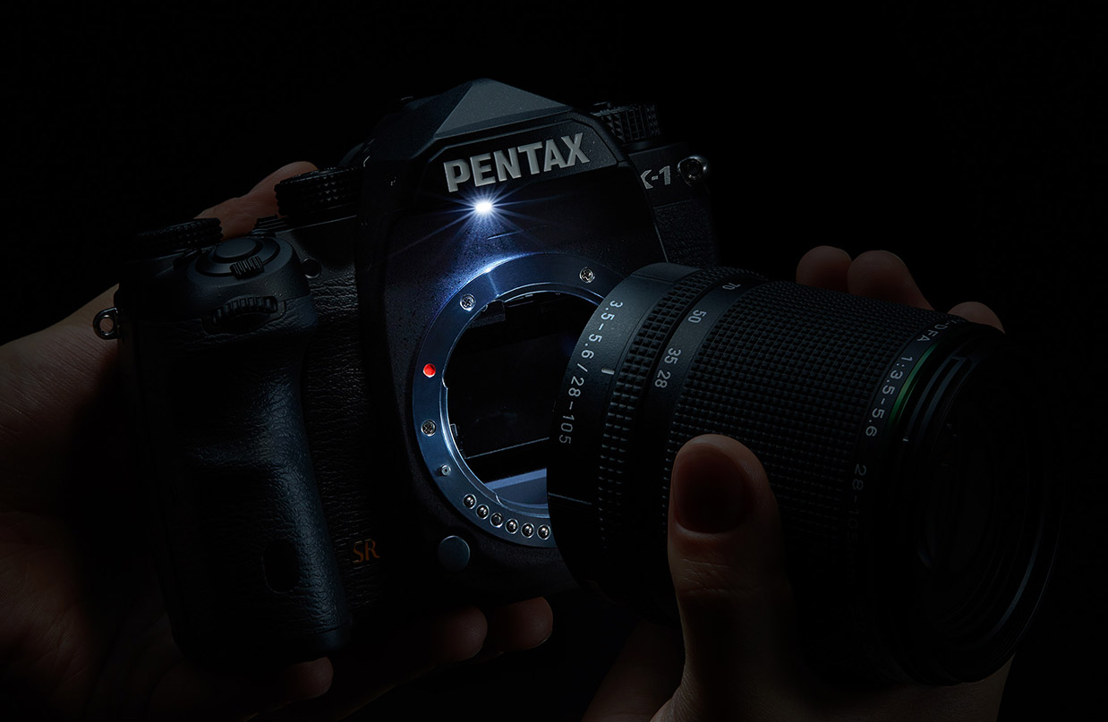 Pentax K-1 Full Frame D-SLR officially announced