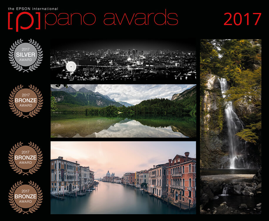 EPSON INTL PANO AWARDS, Claudio Beffa, Silver, Bronze, Medal