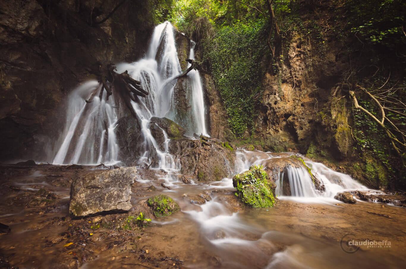 Menotre, Waterfalls, Umbria, Italy, Nature, Forest, Water, Menotre waterfalls